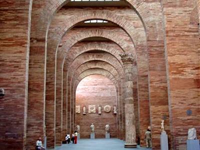 Museo de arte romano. Visitas guiadas